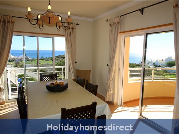 Vilas Das Acacias, Apartment Ae.... Amazing Sea Views And Walk To The Beach !: Sea View