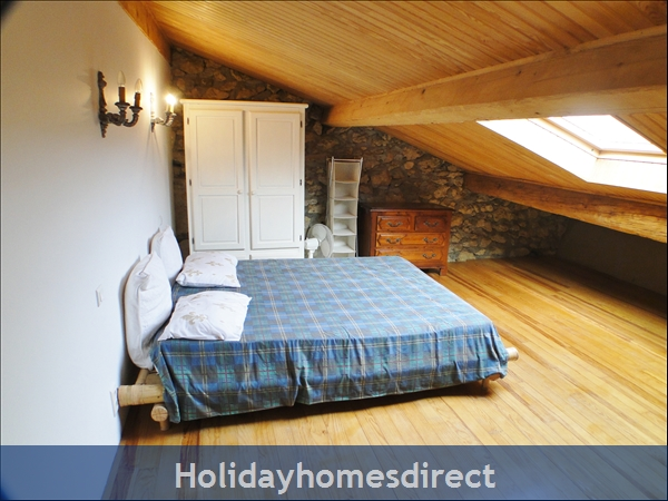 Chez Annabelle: Bedroom 4