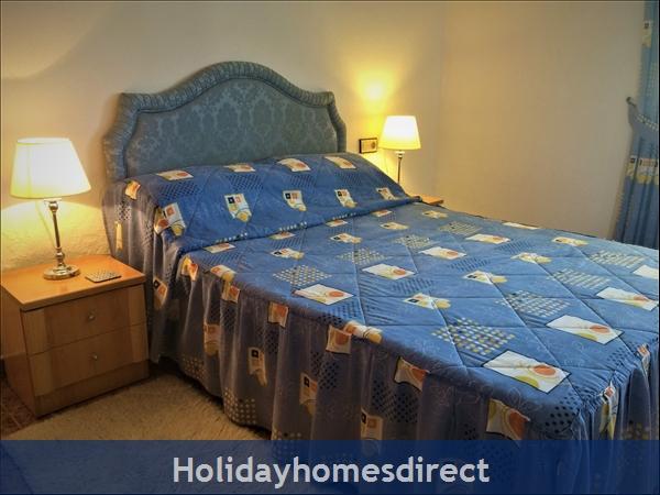 Entre Naranjos: Double Bedroom