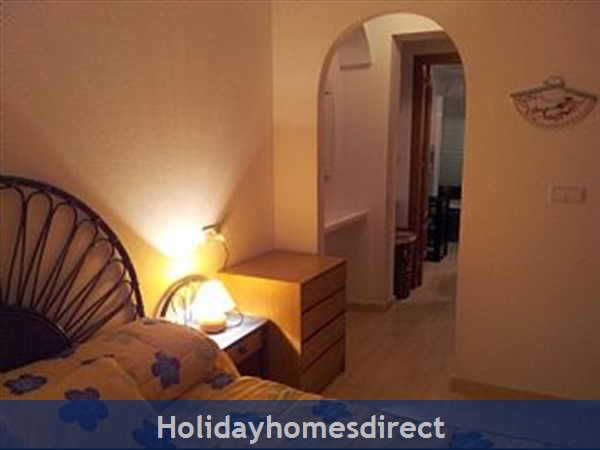 Baricia, A Spacious Villa, Private Pool, On A Large Plot.: Main Bedroom Ground Floor