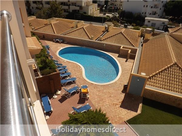 Apartamento Ocean View - Albufeira, Ac, Wifi,  Pool, Walking Distance Beach, Restaurants, Bars, Supermarket (88738/al): Image 6