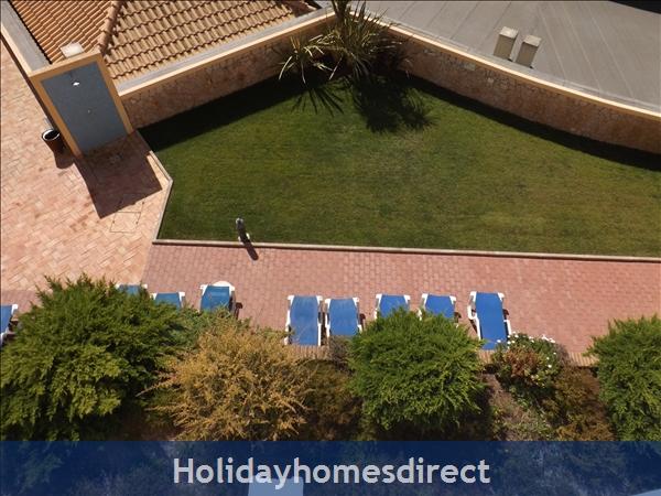 Apartamento Ocean View - Albufeira, Ac, Wifi,  Pool, Walking Distance Beach, Restaurants, Bars, Supermarket (88738/al): Image 7