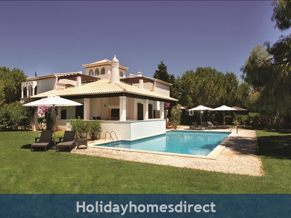 Villa Birdie (m19), Pine Cliffs Resort Olhos De Agua, Portugal