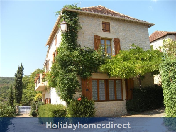 3 Bedroom Villa In St Medard  Near Cahors  South Of France: Image 1