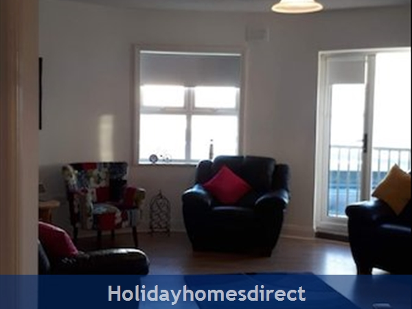 3 Bedroom Apartment For Holiday Rental In Enniscrone County Sligo.: Image 4