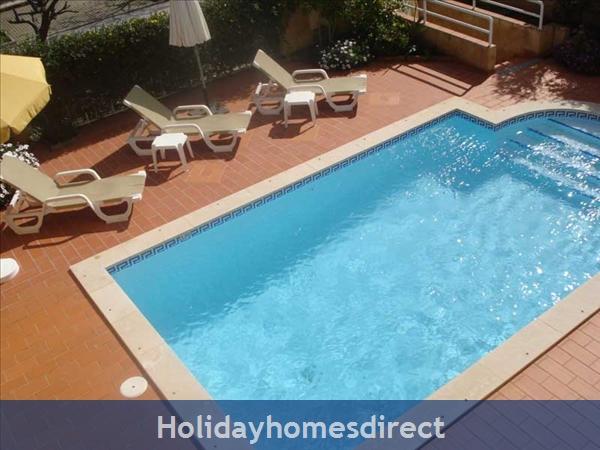 Casa Bela Nova .. Walk To The Beach, Private Pool And Seaviews !: Image 4