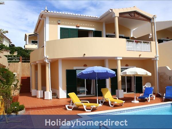 Casa Bela Nova .. Walk To The Beach, Private Pool And Seaviews !: Image 2