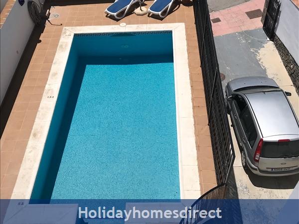 Ladera Del Mar Nerja: Private pool