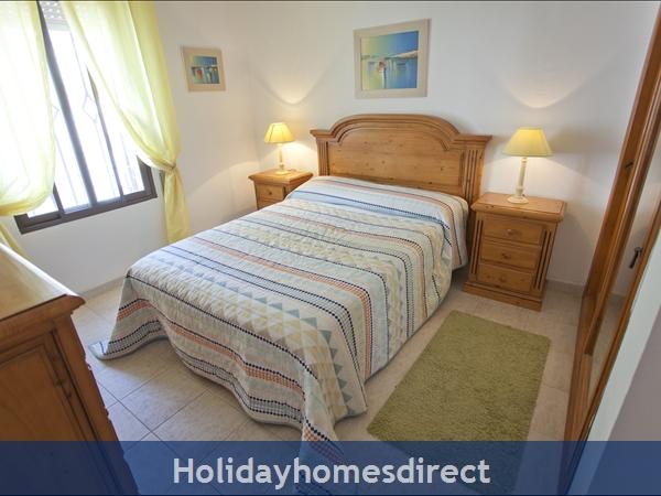 Casa Caballo: double bedroom