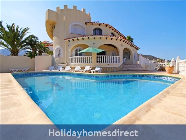 Holiday House Villa Castillo (CLP249)