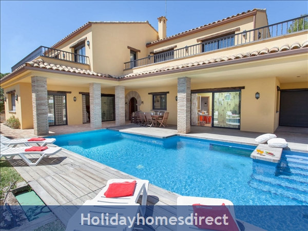 Holiday House Villa del mar