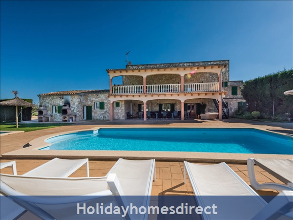 Holiday House Solivelles gran