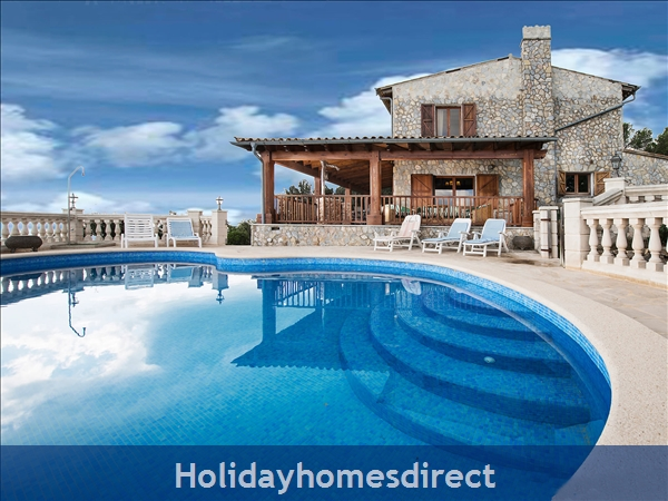 Holiday House Villa Sa Mola
