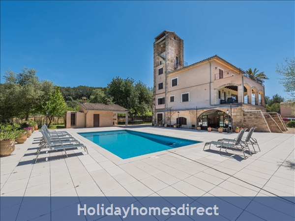 Holiday House Les Mines