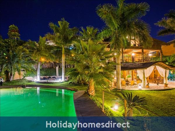 Holiday House Mansión Mirador Bahía de Málaga