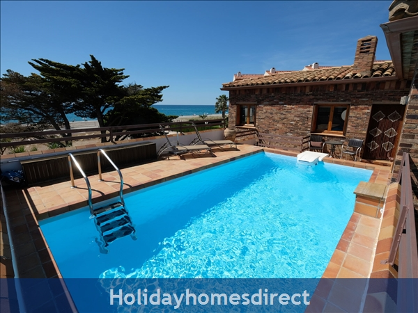 Holiday House Casa de playa Noray