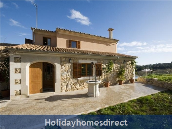 Holiday House Pla De Ses Rotes: Image 2